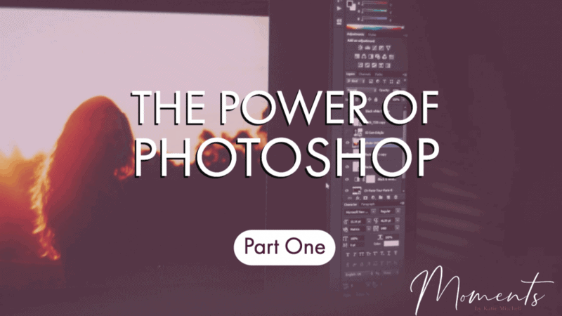 The Power of Photoshop Part One Blog Post