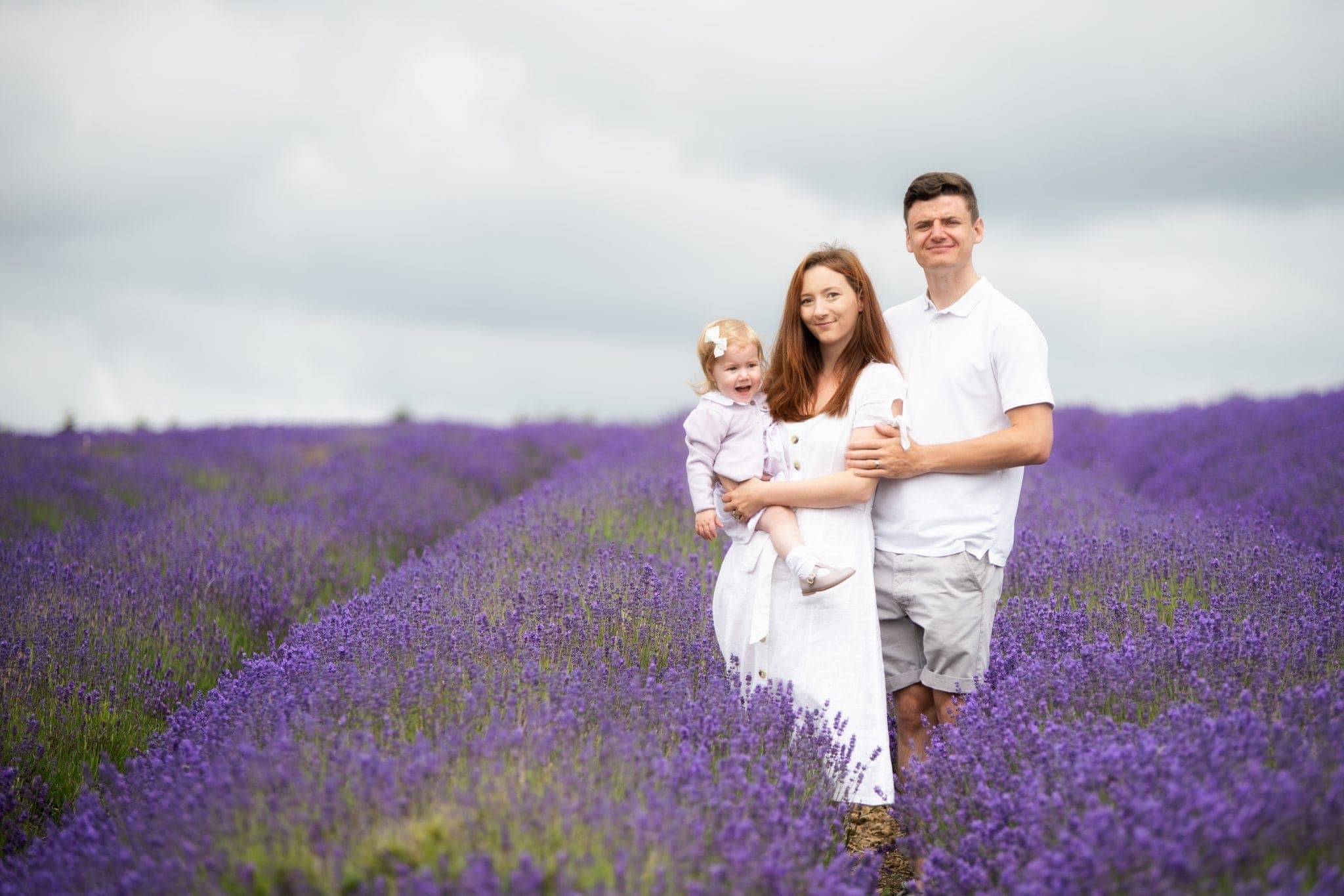 Cotswold Lavender Photoshoot