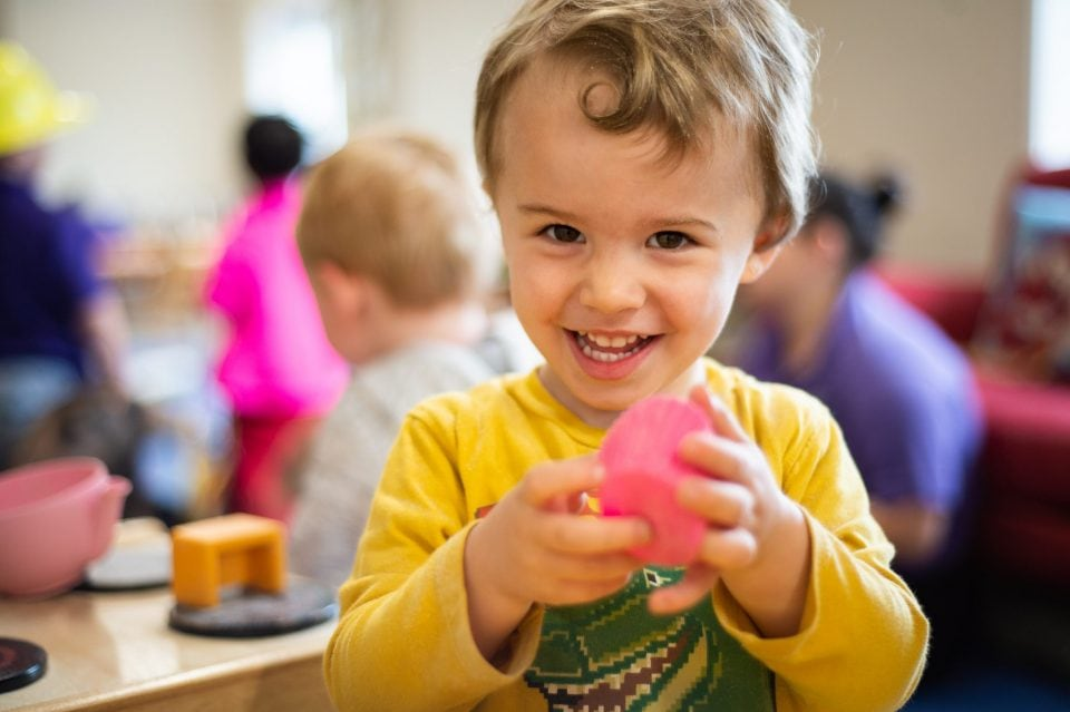 Play groups in Gloucestershire