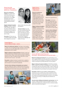 Army&You Magazine Part Two - Moments by Katie Mitchell
