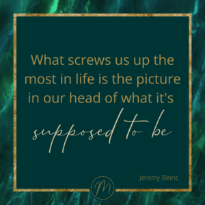 Quote Graphic - Moments by Katie Mitchell