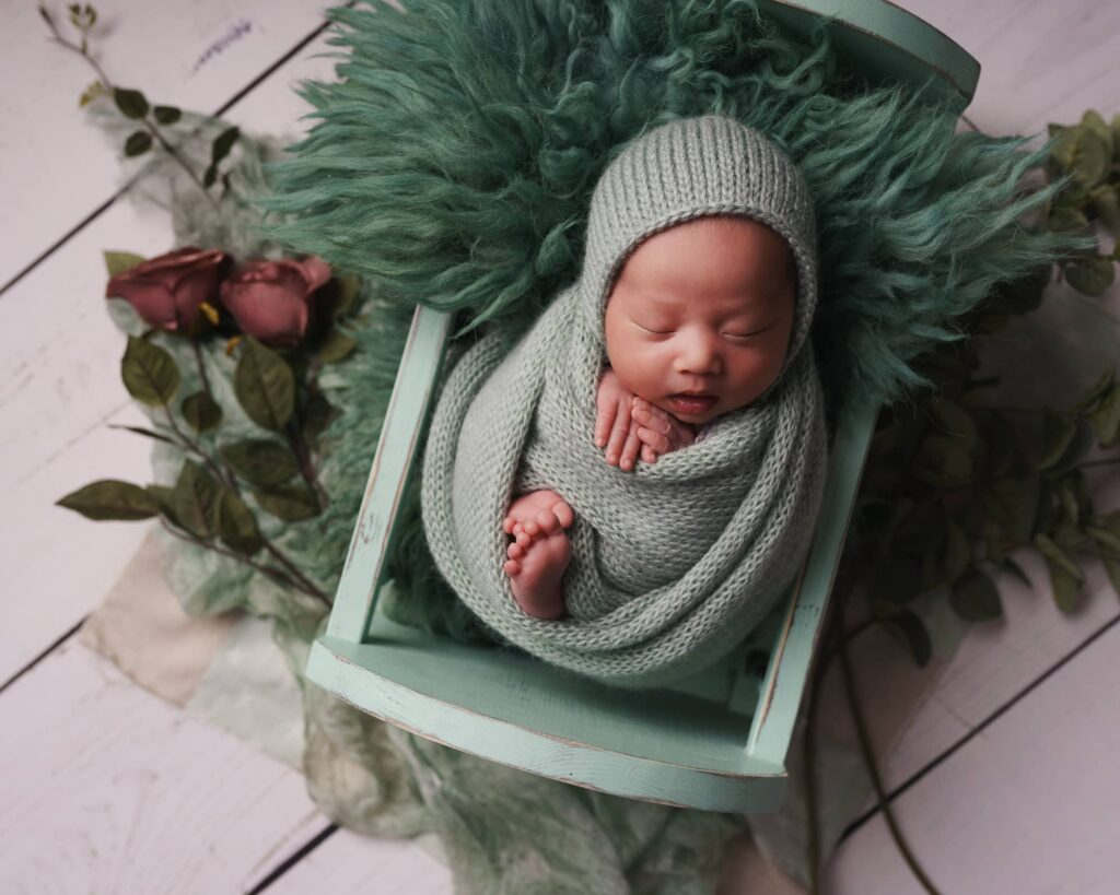 Newborn Baby Photography Gloucester - Moments by Katie Mitchell