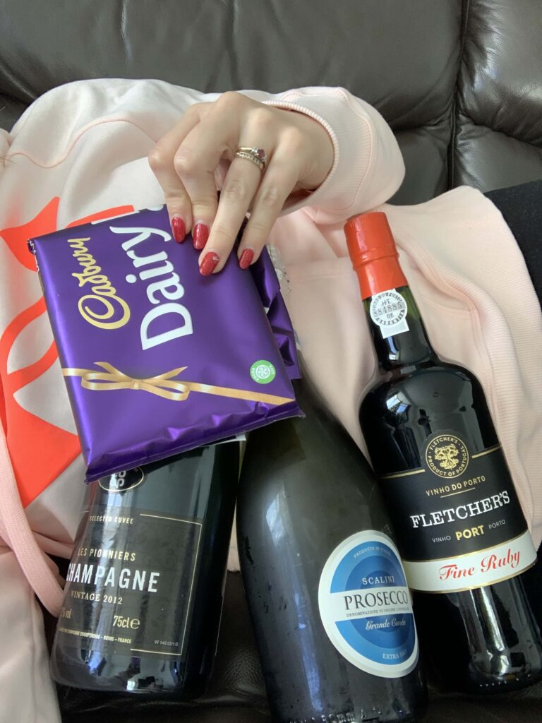 Emotional eating and drinking